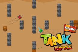 Micro Tank Battle thumb