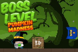 Boss Level - Pumpkin Madness thumb