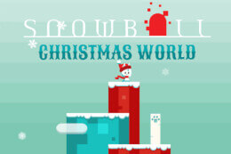 Snowball Christmas World thumb