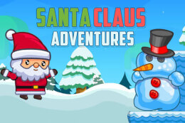 Santa Claus Adventures thumb