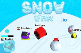 SnowWar.io thumb