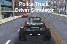 Police Truck Driver Simulator thumb