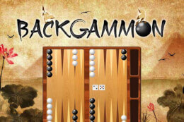 Backgammon thumb