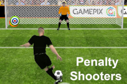 Penalty Shooters thumb