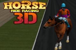 Horse Ride Racing thumb