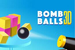 Bomb Balls 3D thumb