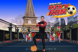 Cristiano Ronaldo: Kick'n'Run thumb