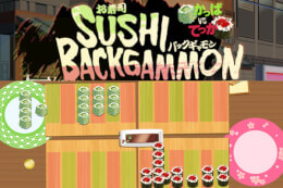 Sushi Backgammon thumb
