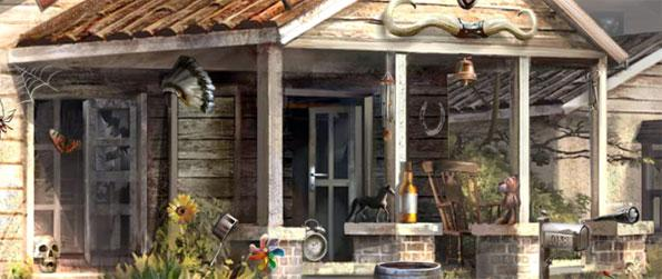 The Death of Rosa Wolf - Wrecked House - Scene 2