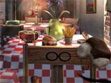Scene 1 - Dining Room