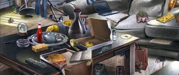A Russian Case - Living Room - Scene 5