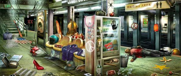 Good Cop Dead Cop - Subway Station - Scene 1