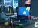 Ramirez's Desk