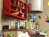 Scene 4 - Kitchen