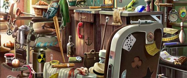 Under the Knife - Barber's seat - Scene 5