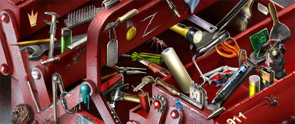 Into the Viper's Nest - Toolbox - Scene 3