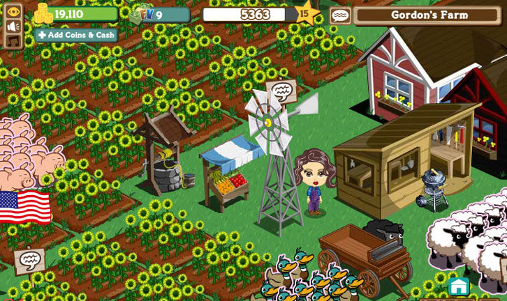 Why Do People Like Playing Farm Games? Article - Jeux de