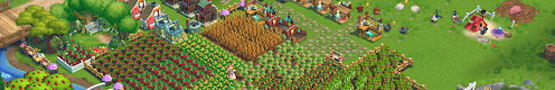 Top 15 Farm Games on Facebook (Part 1)