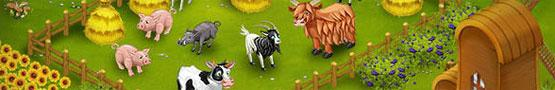 Animals in Farm Games preview image