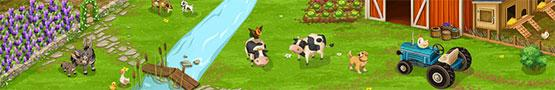 Farm Games za Darmo - Exciting Farm Games