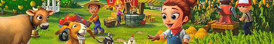 Jeux de ferme Gratuits - Best Farm Games on Facebook