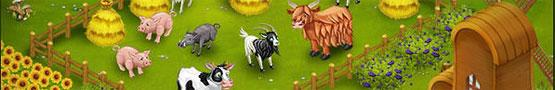 Facebook Farm Games preview image