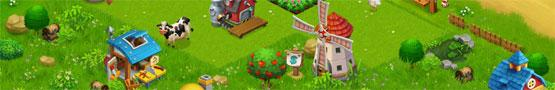 Farm Games Free - Happy Acres vs Barn Buddy