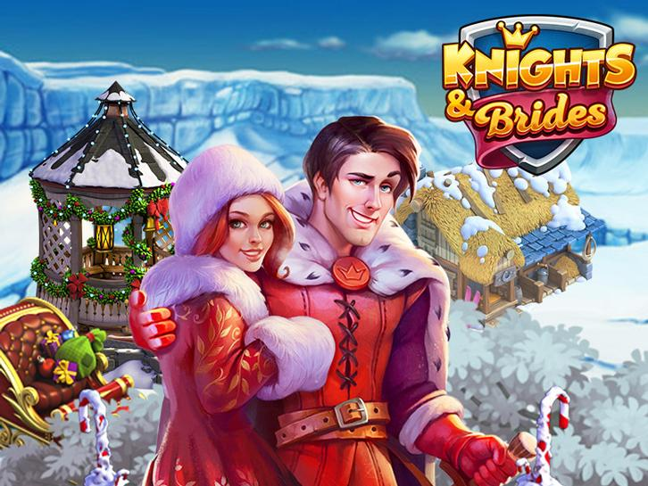 Knights and Brides: Royal Help for Santa Claus