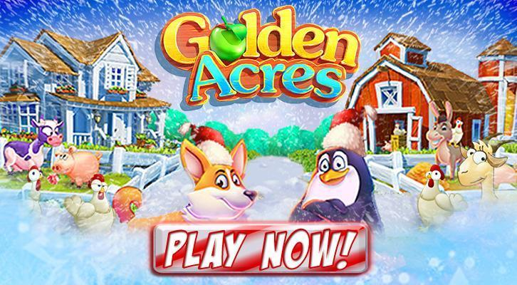 Special Christmas Bonus in Golden Acres