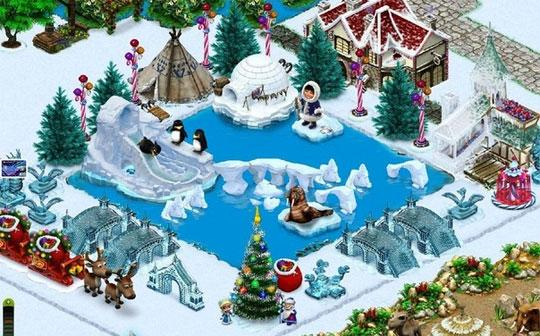 Winter Wonderland in Farmandia