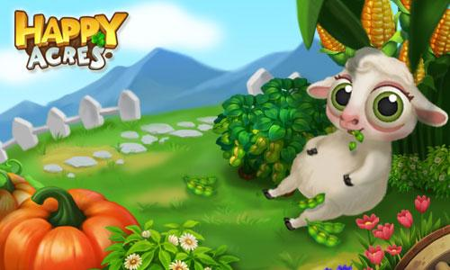 Feed Your Cute Animals in Happy Acres