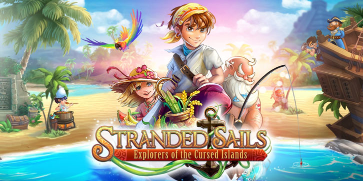 Get a Taste of Adventure in Stranded Sails – Explorers of the Cursed Islands!