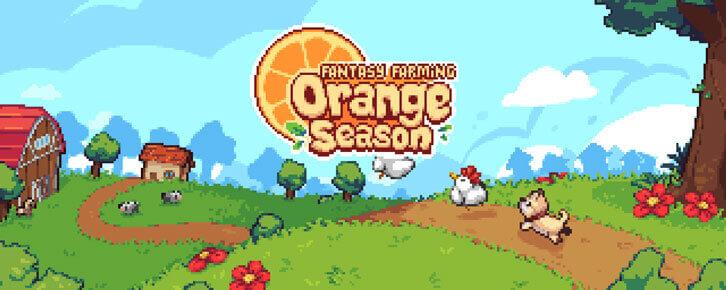 Farm-life RPG 'Fantasy Farming: Orange Season' to be published by SOEDESCO