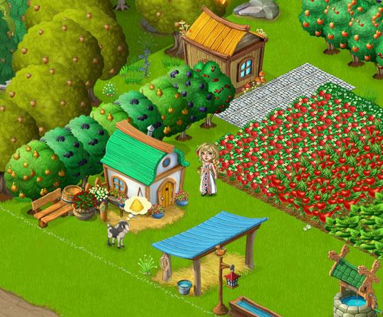 Manage your exciting farm in Daisyland