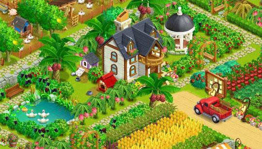 Huge Farm in Happy Acres