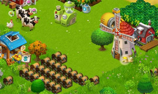 Money to Collect in Happy Acres