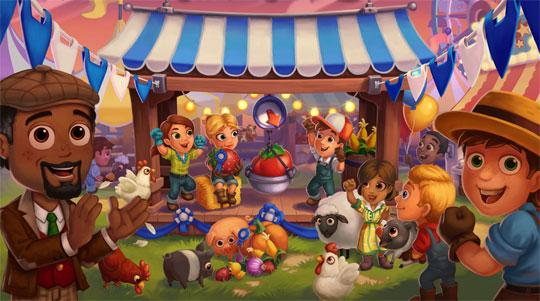 All the Fun of the Fair in Farmville 2