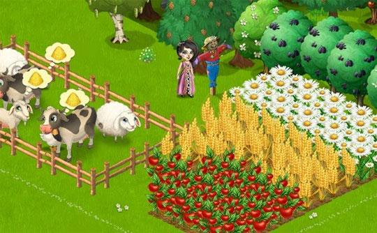 Create Farming Paradise in Daisyland
