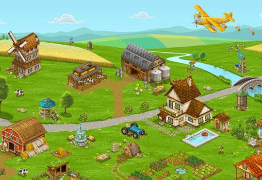 Try the Spectacular Big Farm