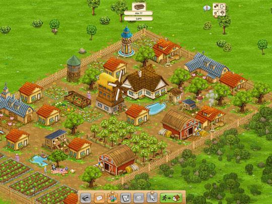 Follow Big Farm on Gamescoops