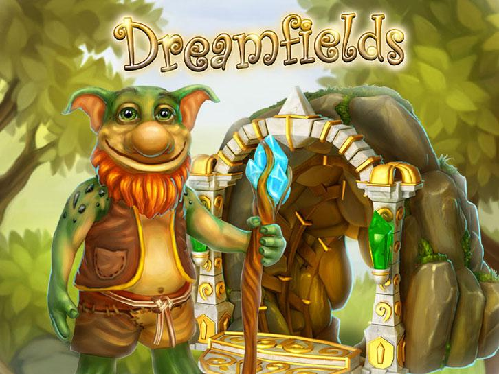 Become A Daring Spelunker in Dreamfields