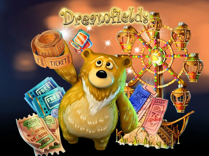 Welcome to the Amusement Park in Dreamfields