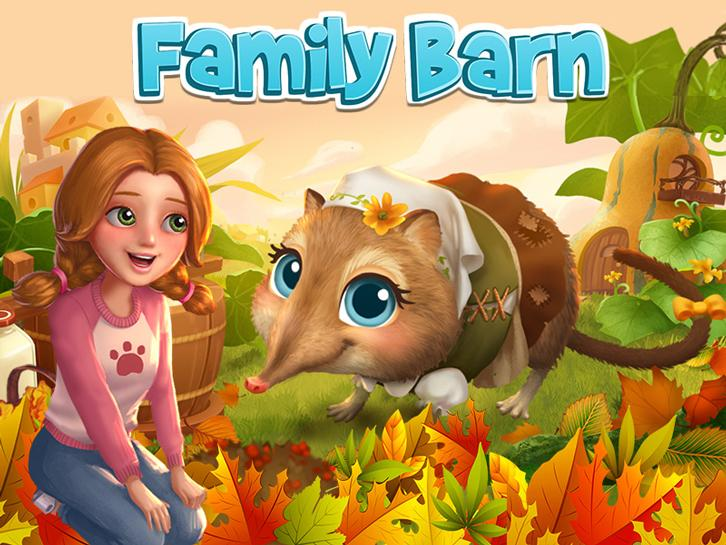Family Barn: A Cheesy Adventure