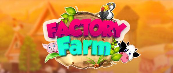 Factory Farm - Enjoy this exciting game that blends together the gameplay elements of multiple highly addictive gaming genres.