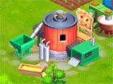 Barn Story: Farm Day: Feed Mills