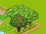 Planting Trees in Country Story