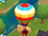 Barn Story Hot Air Balloon