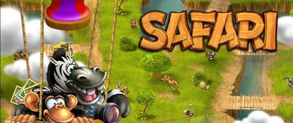 Youda Safari - Show your visitors around in your own safari park in Youda Safari.