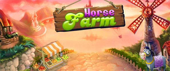 Horse Farm by fast2fast - Get ready for some farming as you manage your own farm in Horse Farm.