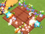 Island Story: Harvesting crops